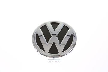 "Imagen de INSIGNIA ""VW"" TRASERA SURAN 11"